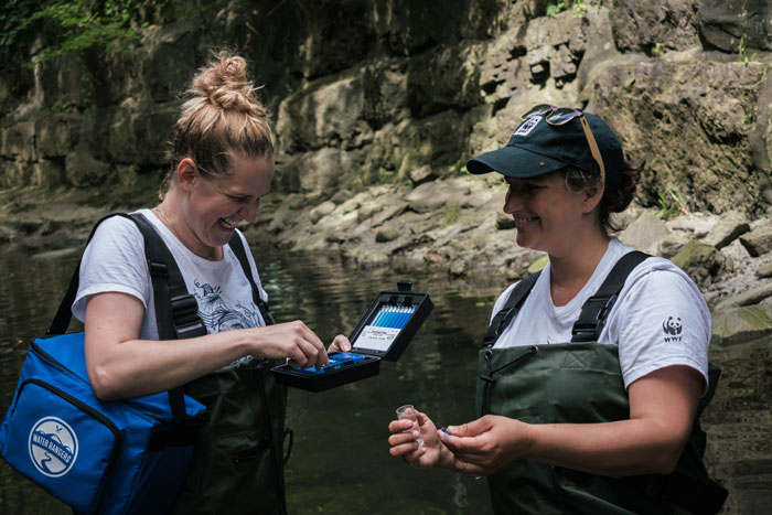 Water Rangers on Breakfast TV, CBC and Radio Canada! – Water